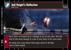 Jedi Knight's Deflection