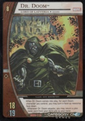 Dr. Doom, Lord of Latveria (EA)