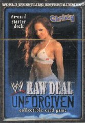 Unforgiven Christy Starter Deck