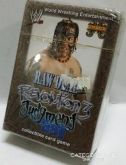 Revolution 3 Judgement Day Umaga Starter Deck