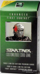 Enhanced First Contact Gowron of Borg