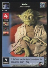 Yoda, Jedi Master [Foil]