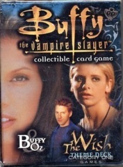 The Wish Hero Deck: Buffy/Oz