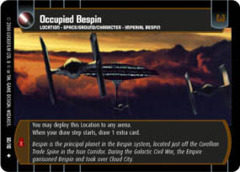 Occupied Bespin