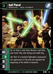 Jedi Patrol