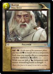 Alatar, Final Envoy