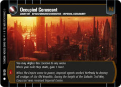 Occupied Coruscant