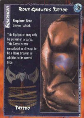 Bone Gnawers Tattoo