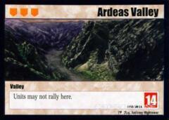 Ardeas Valley