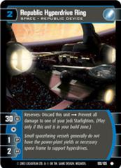 Republic Hyperdrive Ring