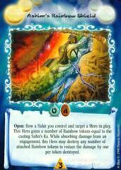 Ashim's Rainbow Shield