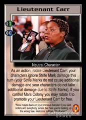 Lieutenant Carr