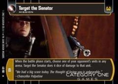 Target the Senator - Foil