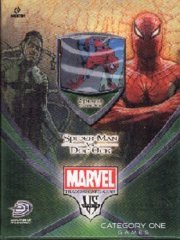 Marvel Spider-Man vs. Doc Ock Starter Deck