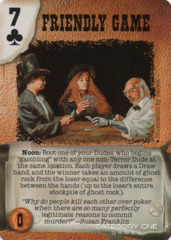 Friendly Game (Spade)