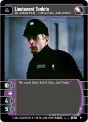 Lieutenant Tanbris (A) - Foil