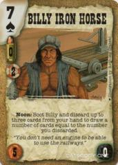 Billy Iron Horse