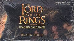 Black Rider Starter Deck Box