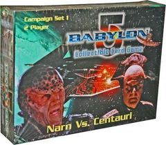 Narn vs Centauri Campaign 1 2-Player Starter