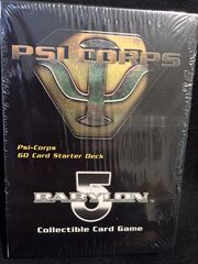 Psi Corps Starter Deck Box