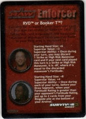 RVD or Booker T? (SS3)
