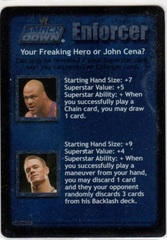 Your Freaking Hero or John Cena?