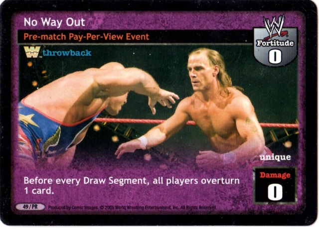 Raw Deal WWE V16.0 Indian Strap Match