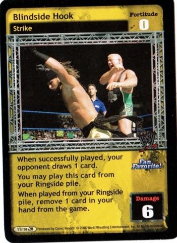 Superkick *Foil* Raw Deal WWE v16.0 SS3