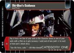 Obi-Wan's Guidance - Foil