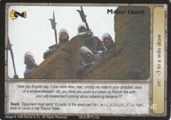 Major Taunt (185)