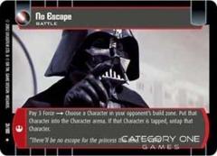 No Escape - Foil