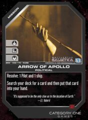 Arrow of Apollo (Foil)