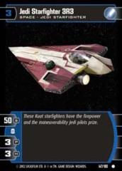Jedi Starfighter 3R3