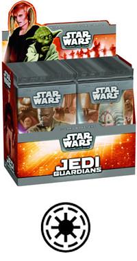Jedi Guardians (JG) Booster Box