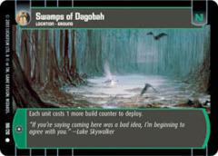 Swamps of Dagobah