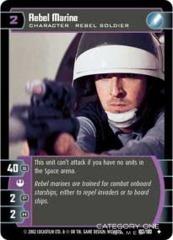 Rebel Marine - Foil