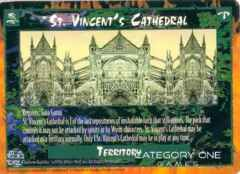 St. Vincent's Cathedral