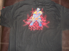 T-Shirt XL X-Men Wolverine