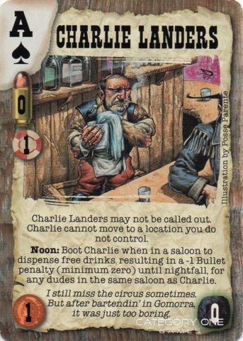 Charlie Landers