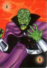 Power Card: Energy 8 Brainiac