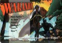 Location Wakanda