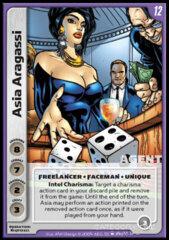 Asia Aragassi (Foil)