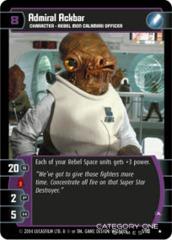 Admiral Ackbar (A) - Foil