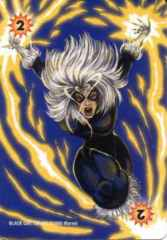 Power Card: Energy 2 Black Cat
