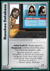 Banshee Database