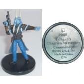 Chagrian Mercenary Commander - Revenge of the Sith Promo