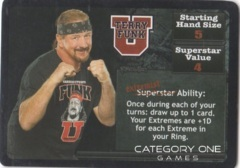 Terry Funk Superstar Card