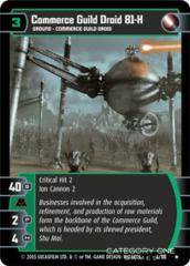 Commerce Guild Droid 81-X - Foil