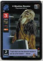 Wookiee Senator, Representative
