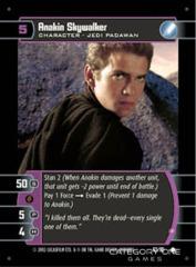 Anakin Skywalker (F) - Foil